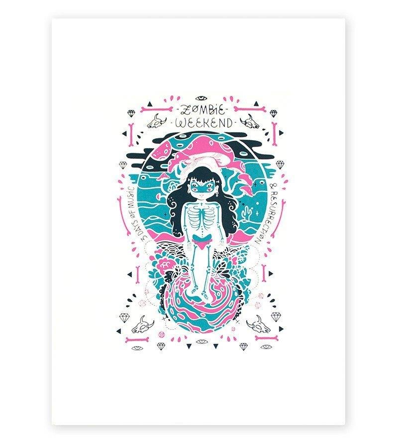 Serigrafía Paola Vecchi