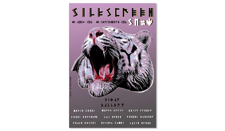 Cartel Silkscreen Show