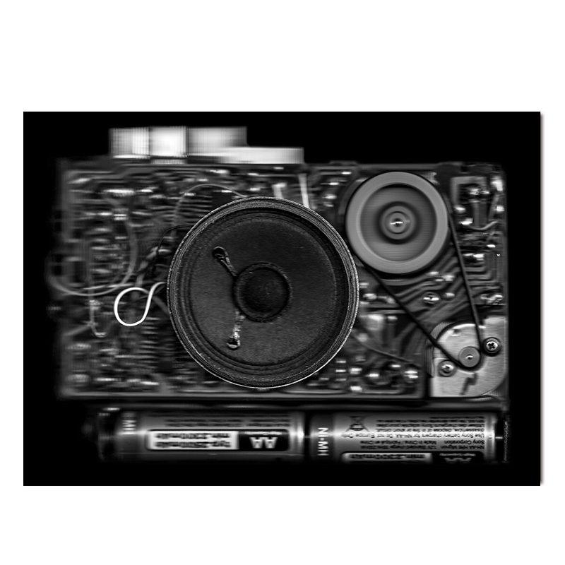 Cassette A. Alejandro Ginés