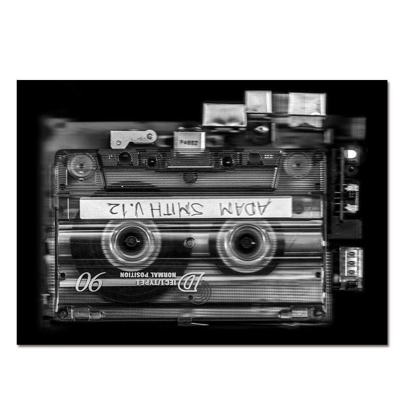Cassette B. Alejandro Ginés