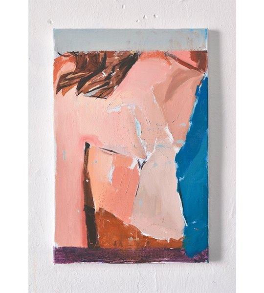 pablo-merchante-amo-el-rosa-oleo-spray-sobre-tela-41x27