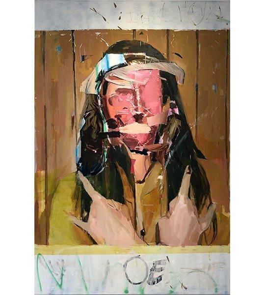 pablo-merchante-pink-in-the-deep-oleo-acrilico-spray-rotulador-gesso-sobre-tela-195x130